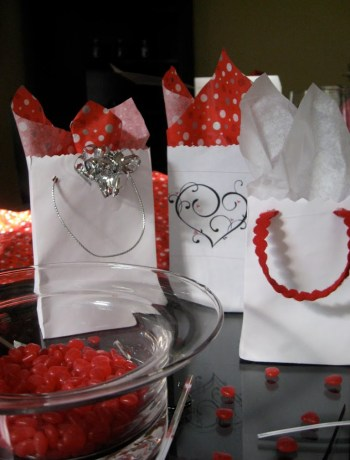 DIY Valentines made from envelopes