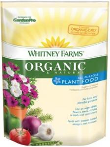 Organic Plant Food