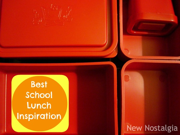 Best School Lunch Inspiration, healthy and eco friendly ideas | New Nostalgia