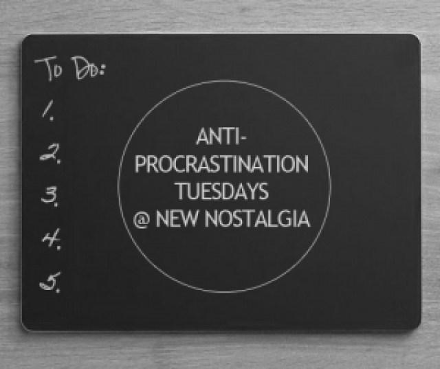 Anti procrastination tips