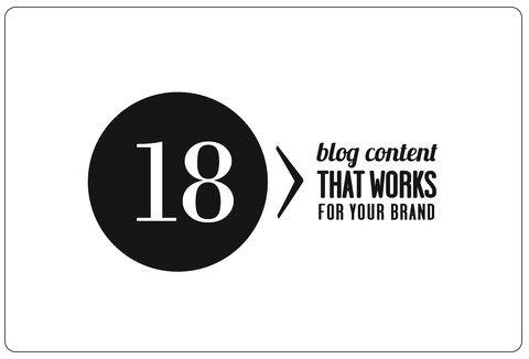 blog content that works for your brand