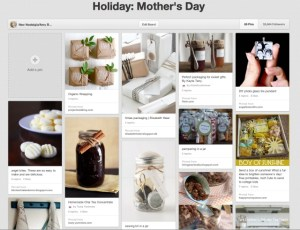 Mother's Day ideas pinterest board