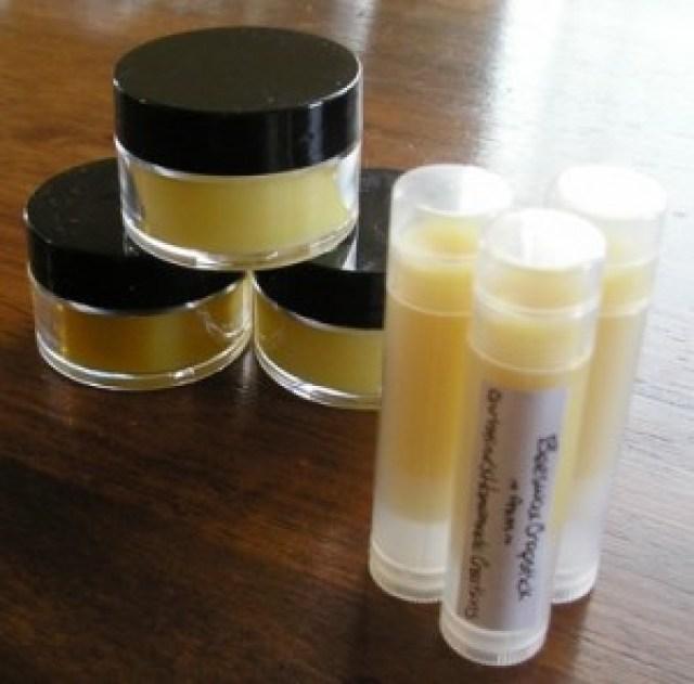 Salicylate free chapstick