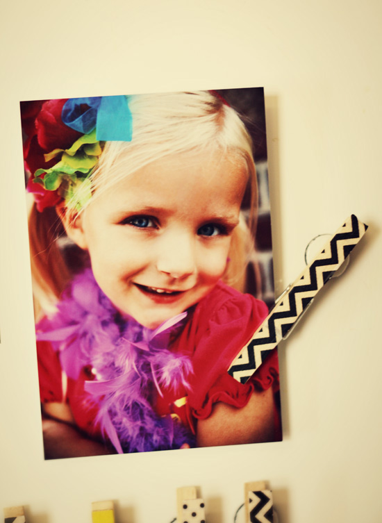 photo holder magnets