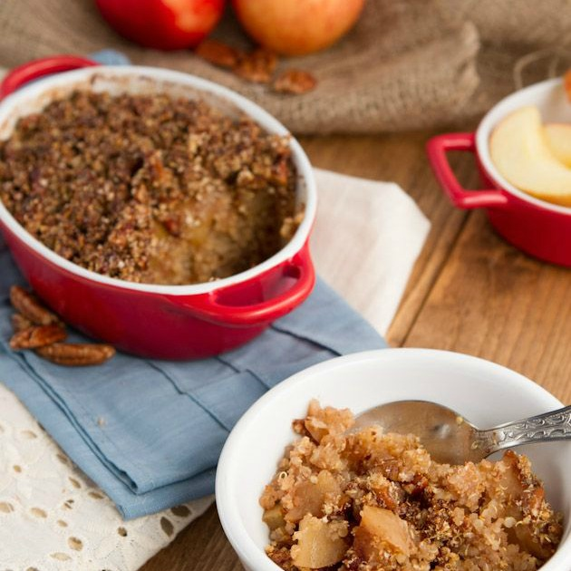 Quinoa-Apple-Breakfast-Bake