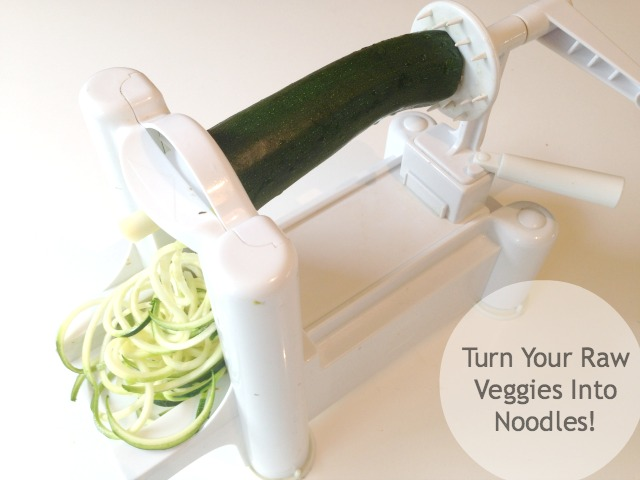 Spiralizer-raw-noodles