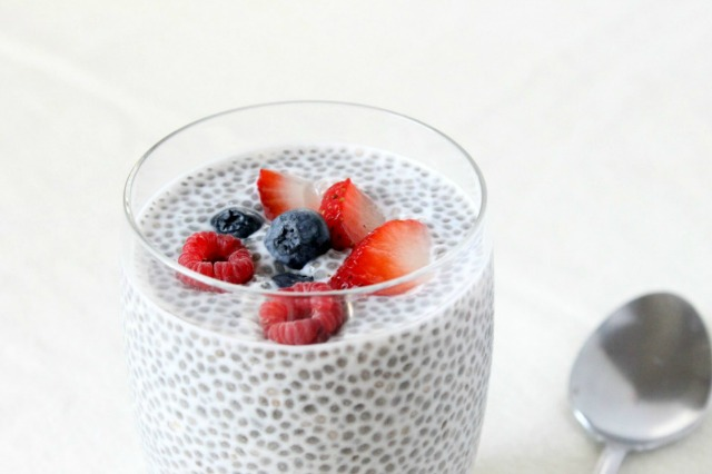 Triple-Berry-Chia-Pudding