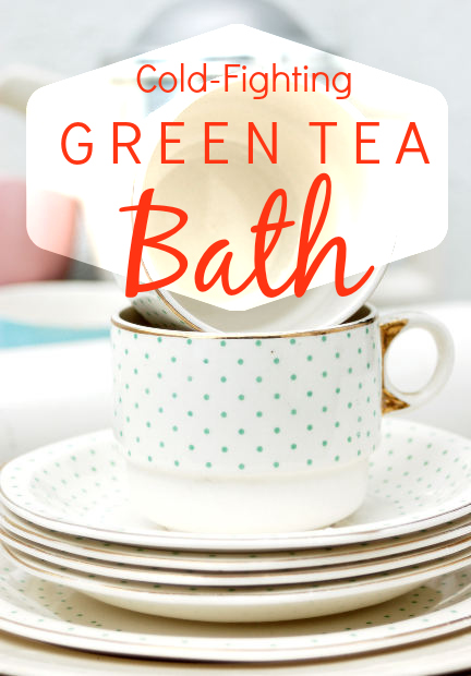 green-tea-bath