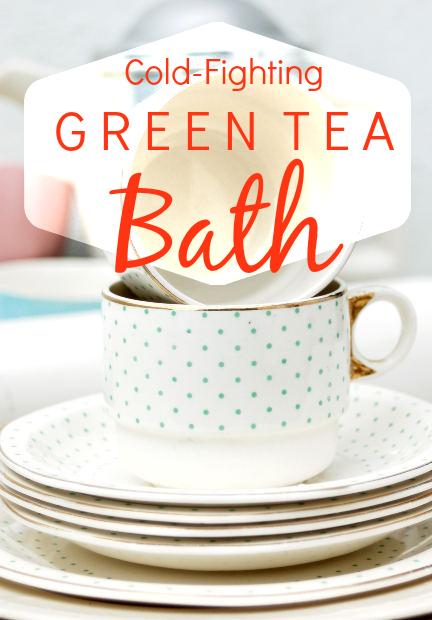 green-tea-bath