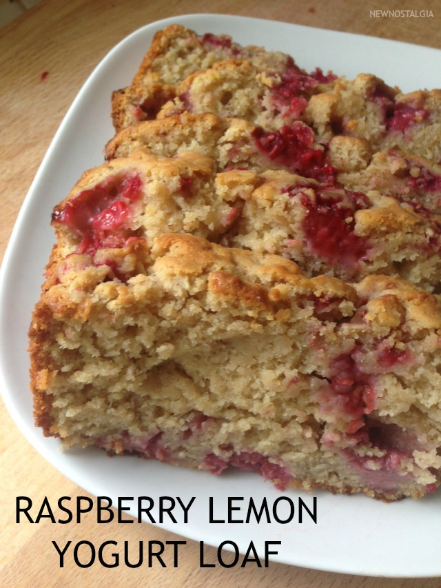Raspberry-Lemon-Yogurt-Loaf