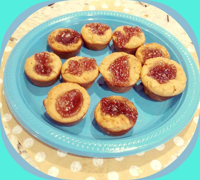 muffins on a plate edits