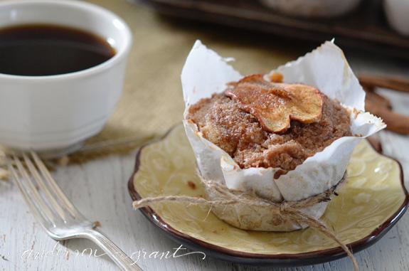 apple muffin for breakfast
