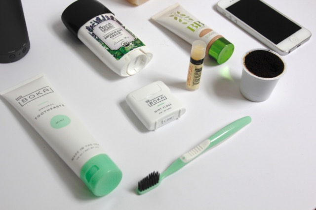 Healthy Morning Beauty Routine