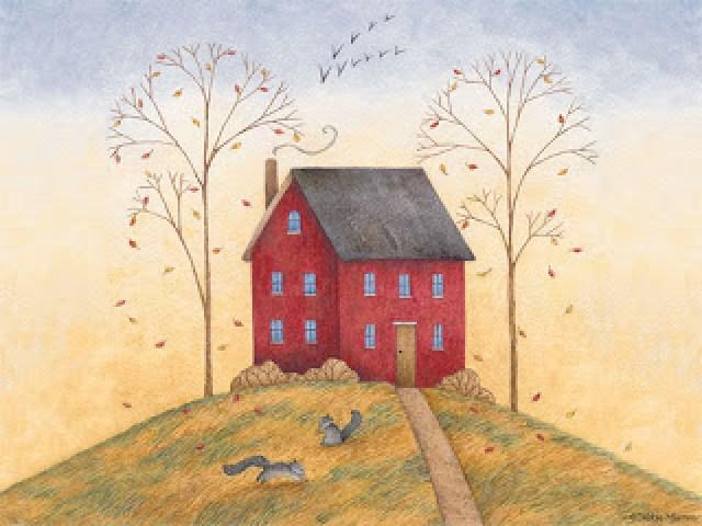 Debbie Mumm Oak Hill House