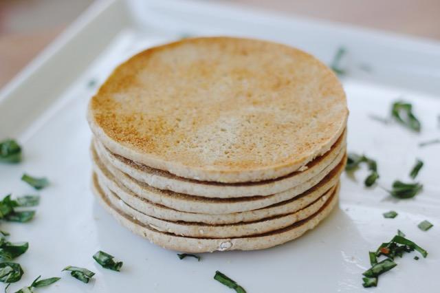 Sandwich Thins Garlic Bread Recipe