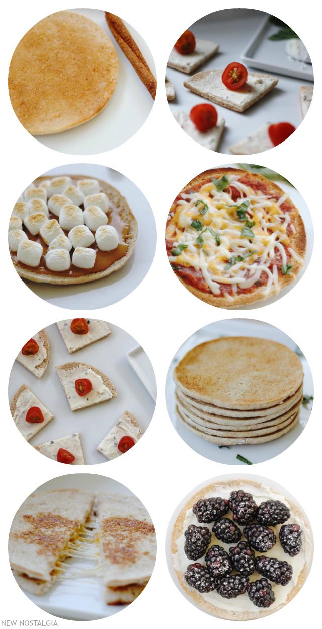 Sandwich-Thins-Recipe-Collage