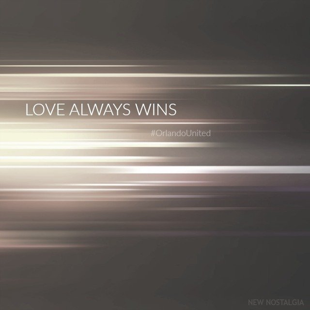 Love Wins   Amy from New Nostalgia  Top Posts From The Heart