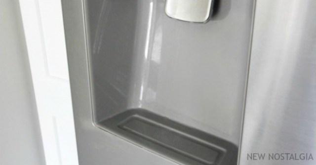 Clean-ice-dispenser