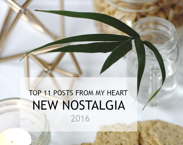 Top 11 Posts From My Heart In 2016