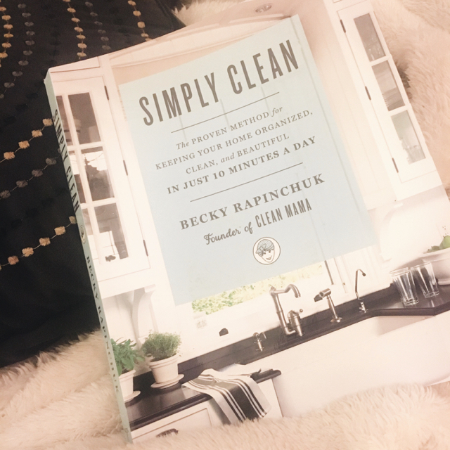 Clean Mama Simply Clean Book