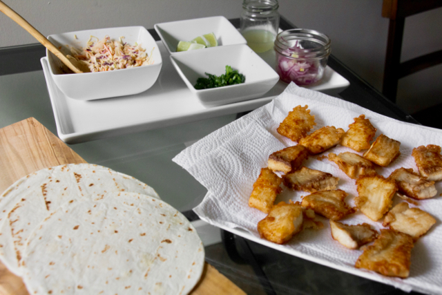 Baja Fish Tacos