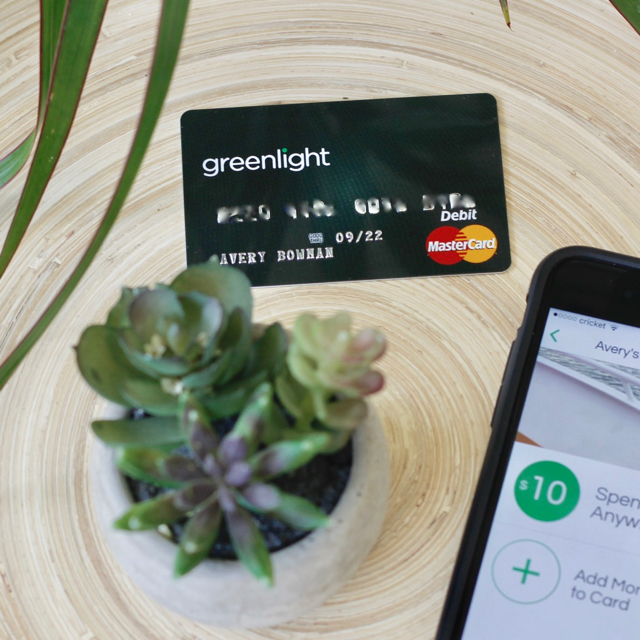 Greenlight Debit Card