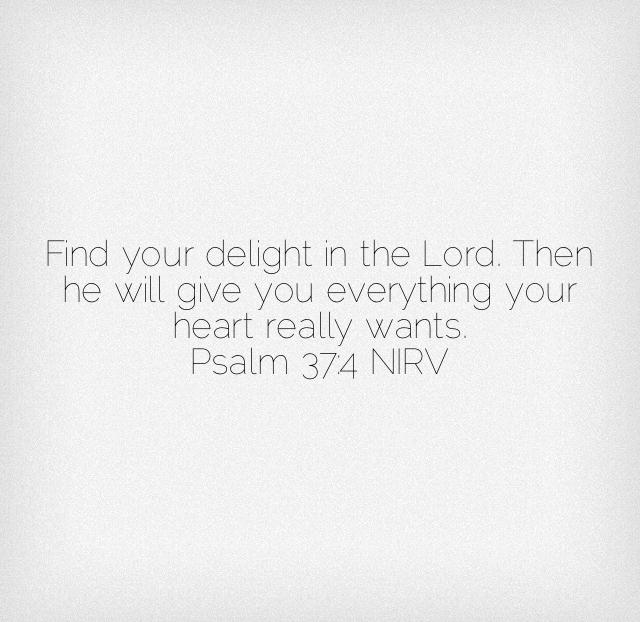 psalm 37:4