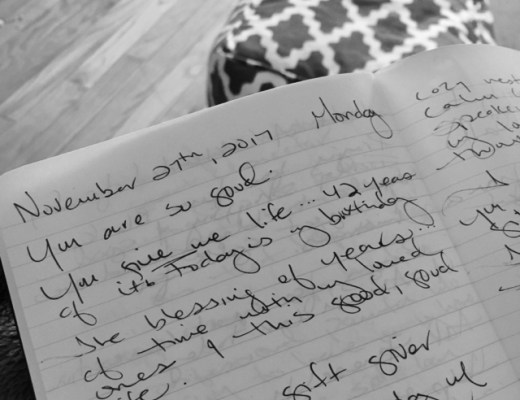 Morning Pages- journal 3 pages every morning