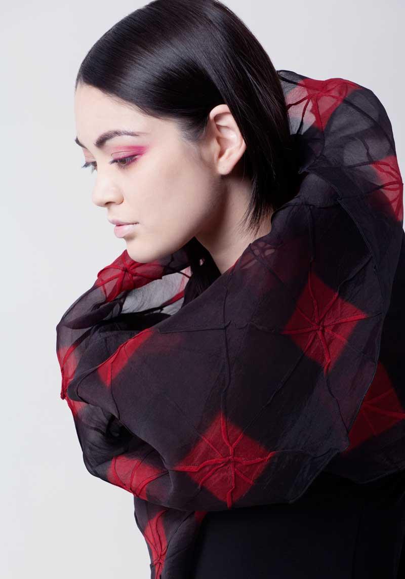 Amy Nguyen Textiles - Shibui - Signature Dimensional Wrap