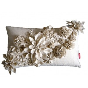 wool-felt-floral-cushion-in-cream