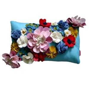 wool-felt-floral-cushion-in-pastels