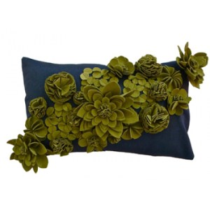 wool-felt-floral-cushion-in-thunder-blue-sage-green