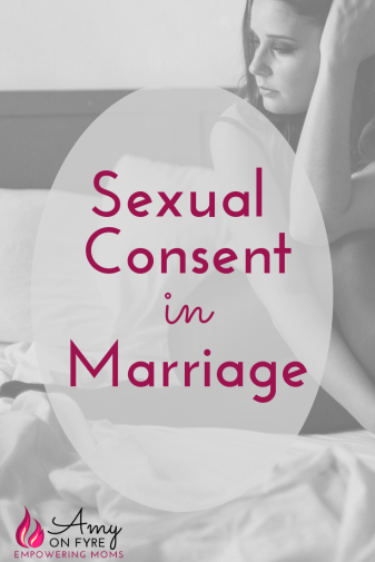 sexual consent in marriage