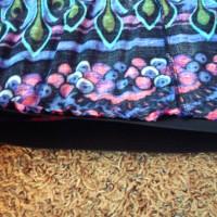 easy sew maxi skirt