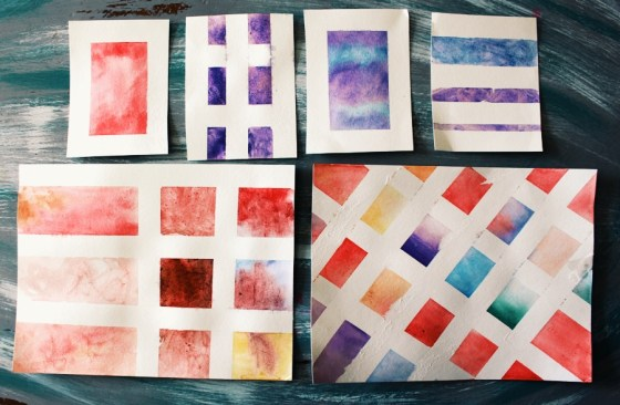 Watercolor Tutorial for kids and beginners! click through to see other art lessons
