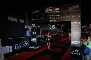 This is my Ironman Chattanooga Finish Line. Such a fun race.