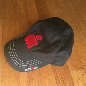Black Ironman Hat
