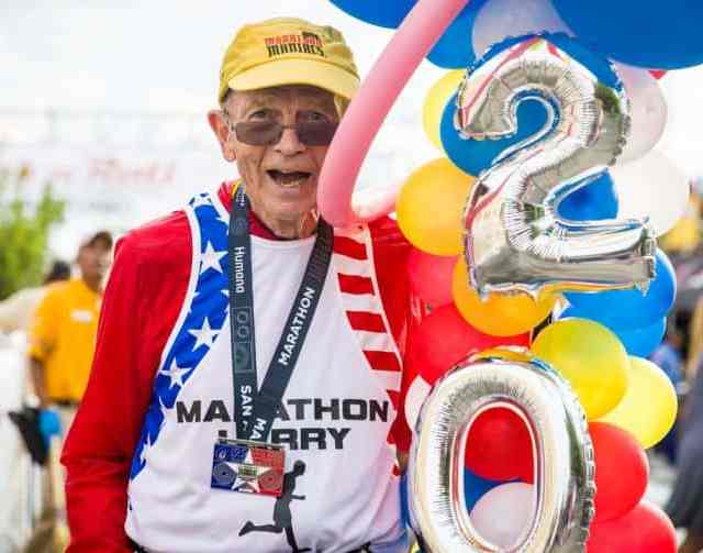 You think you've got goals – what does it take to run 2000 marathons?