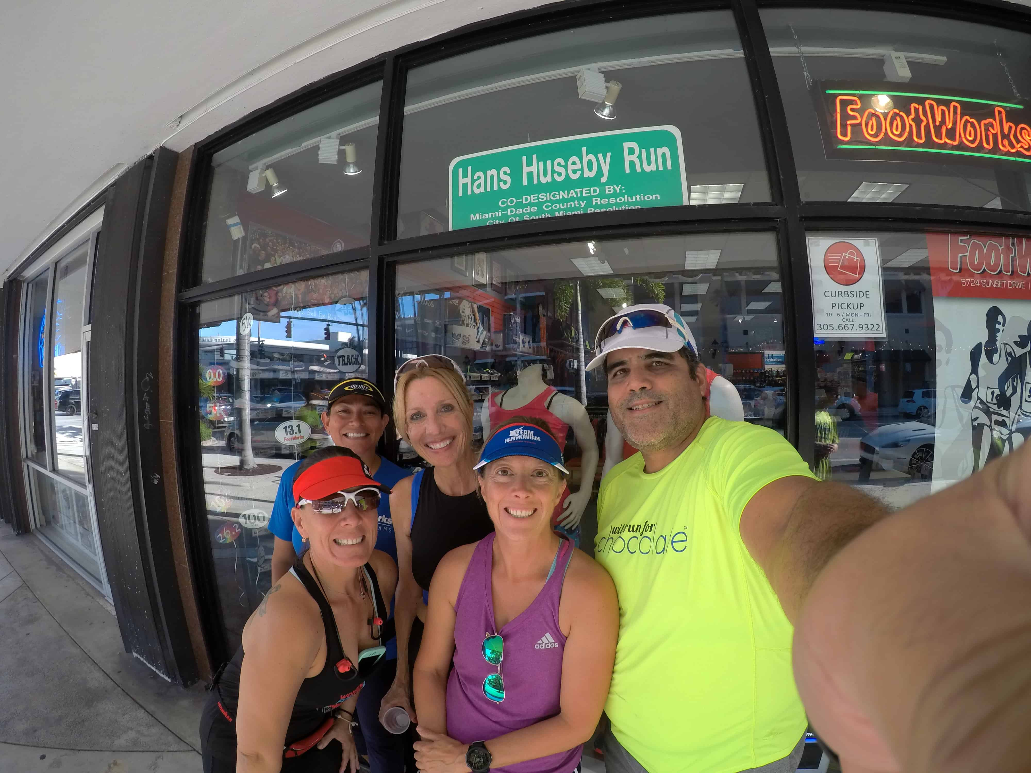 Where To Run In Miami And Marathon Training Groups Amy Says So
