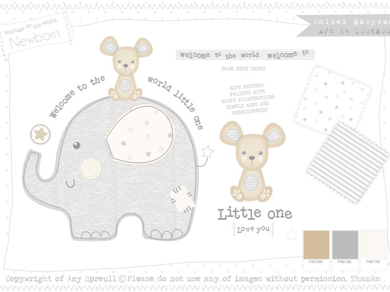 Unisex Babywear cover