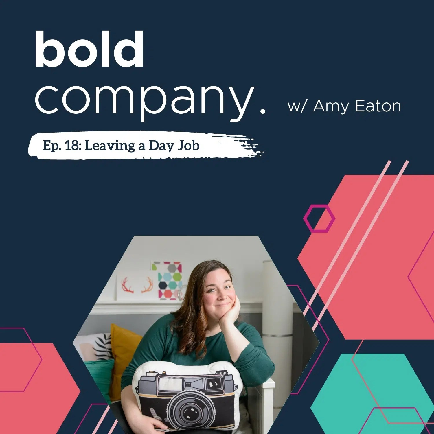 Bold Company Episode 18 – Amy Eaton