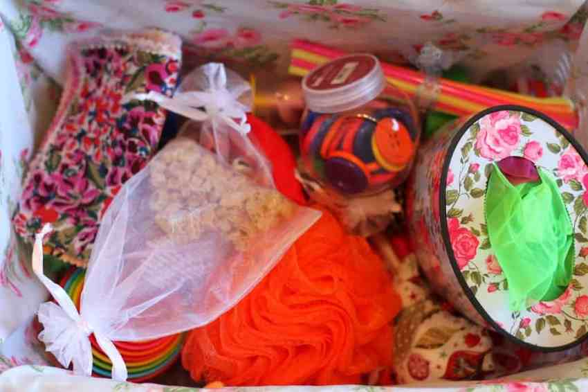 sensory treasure basket