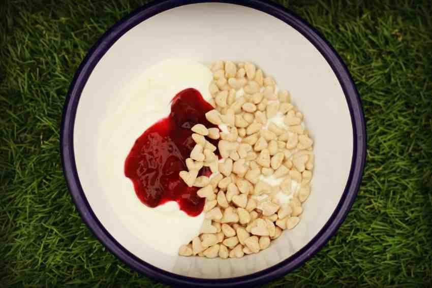 Betavivo oat heart cereal