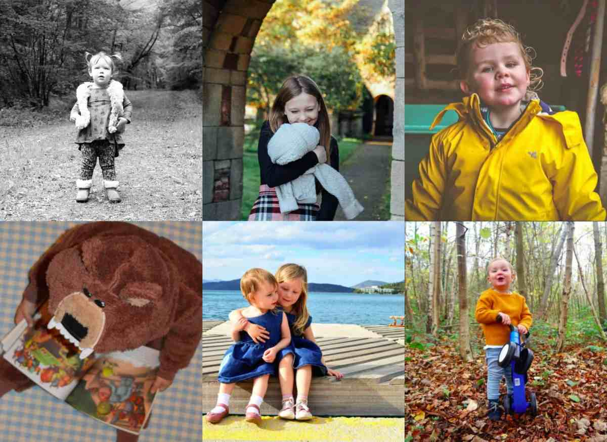 A collection of images from week two of #LittleFierceOnes