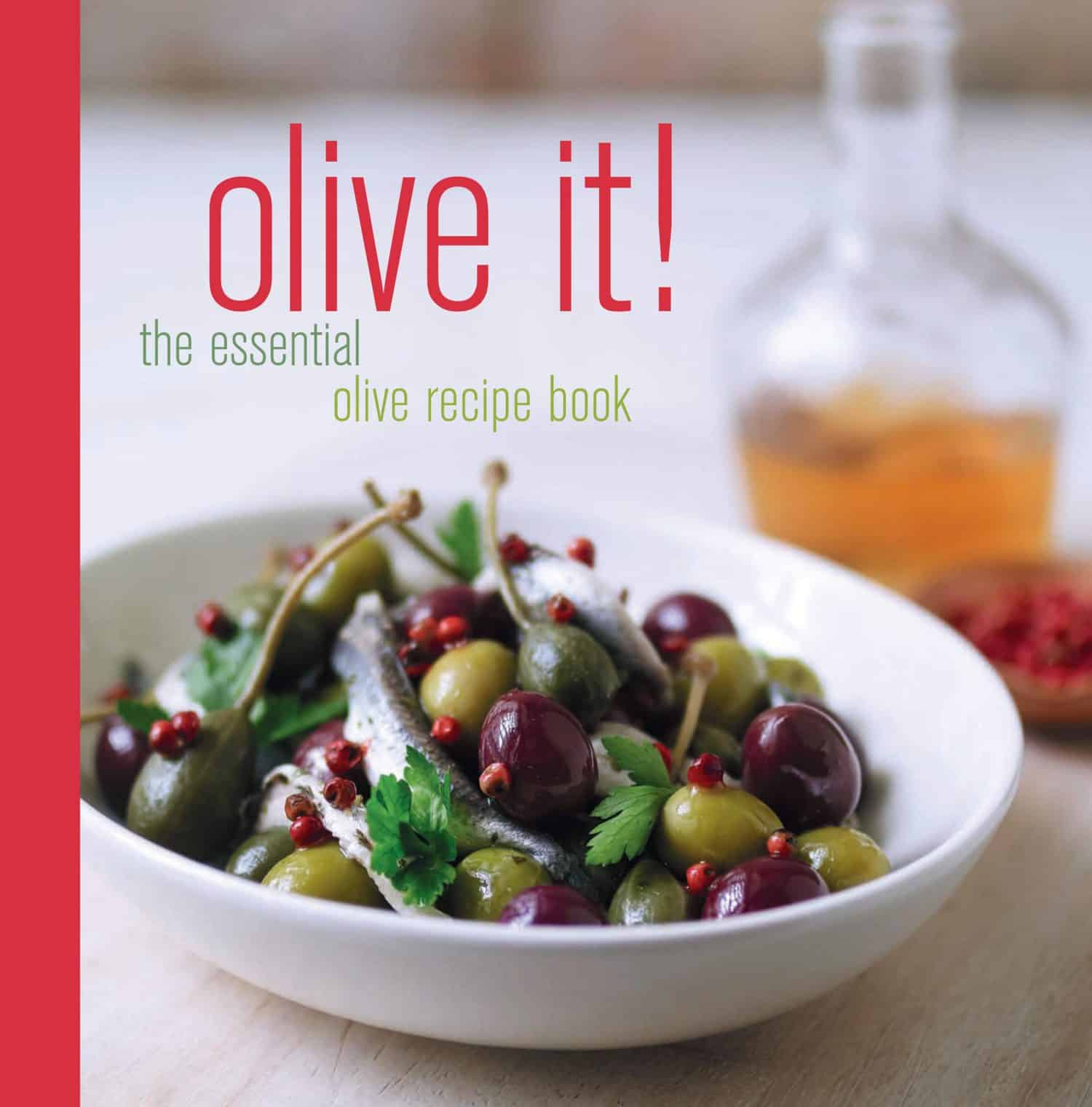 Olive it! cookbook giveaway