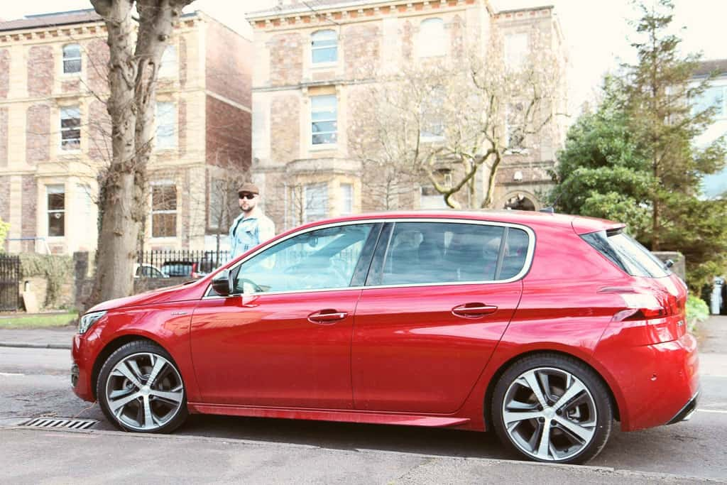 Peugeot 308 GT featured image
