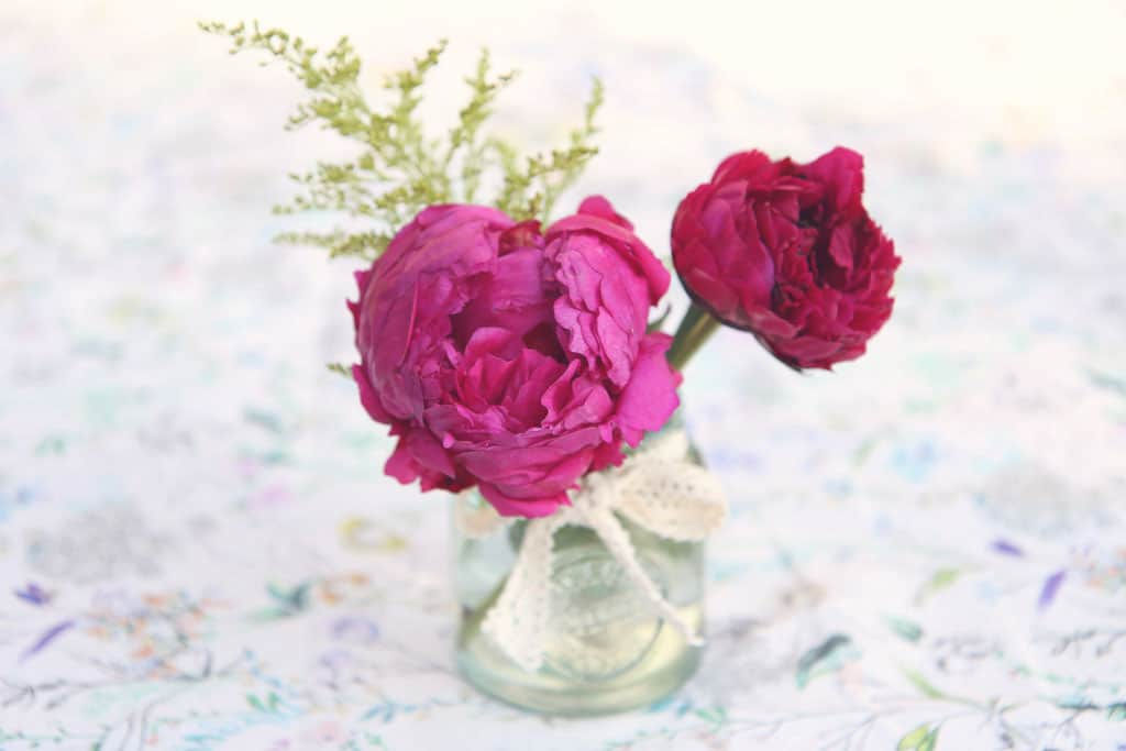 Pink peonies from Bloom & Wild