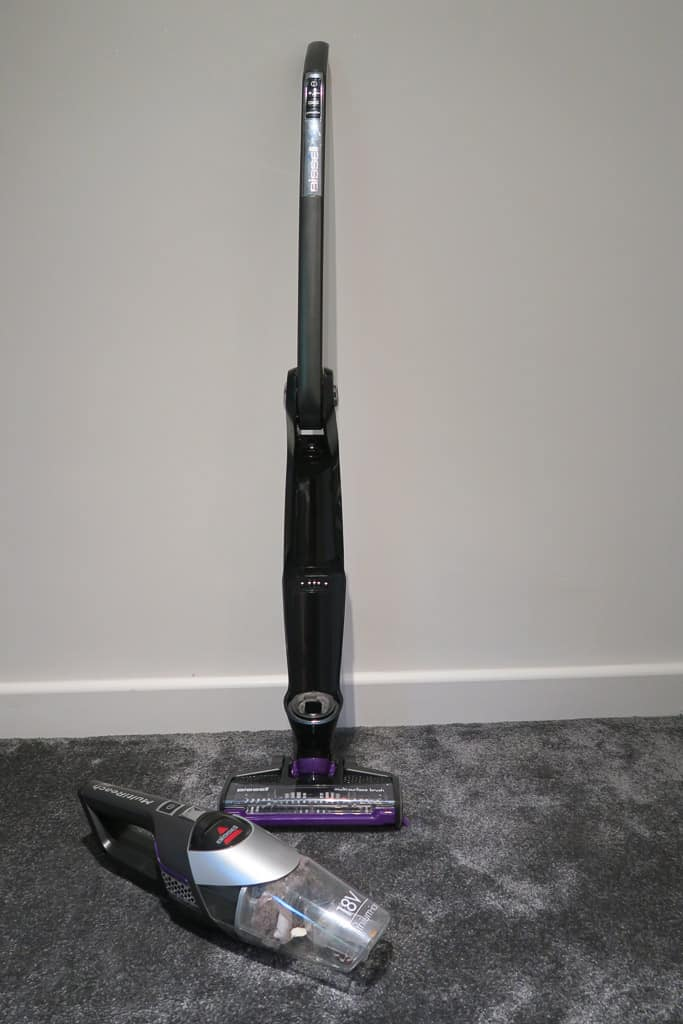 Product shot BISSELL 2-IN-1 Cordless vacuum