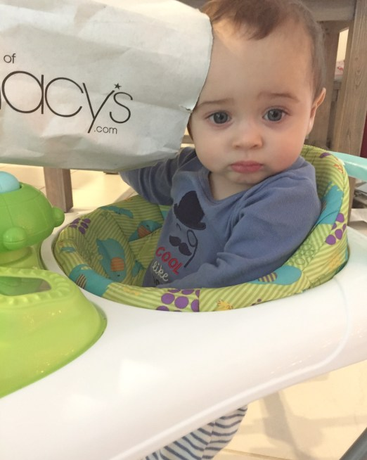 Liam Sebastian Yepes 8 Months Update
