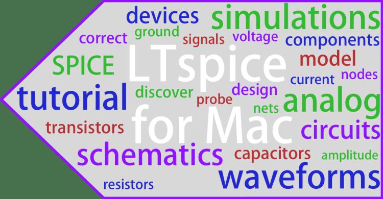 LTspce for Mac